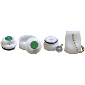 Green Dot Total Contact Suction Socket Valve