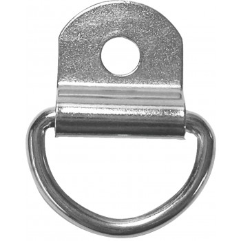 D-Ring with Clamp and Hole