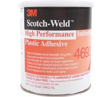 3M™ Scotch-Weld™ High Performance Industrial Plastic Adhesive 4693