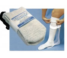 SilverMaxTM AFO Liner Sock