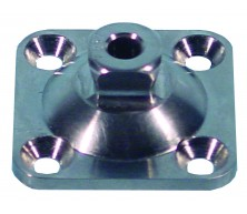 4-Bolt Pyramid with Hole