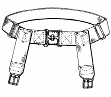 Bilateral Adjustable B/K Belt