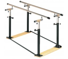 Parallel Bars with Folding Base