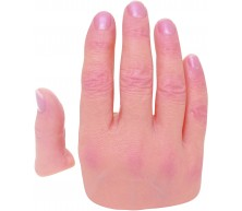 Finger Bend Option for Silicone Digit Covers (Models 200C, 200C2x, 200C3x, 201-205)