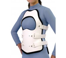 Liner for Spinal Trauma Orthotic Positioning (S.T.O.P.) Brace II