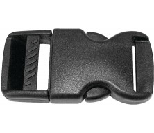 Contoured Side Release Buckle