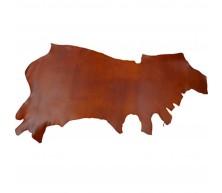 Russet Saddle Leather