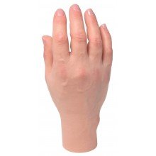 Female Silicone Gloves with Inner Foam Hand (Models 120/120L)
