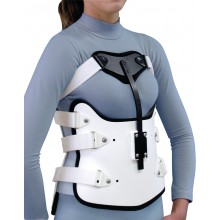 Liner for Spinal Trauma Orthotic Positioning (S.T.O.P.) Brace III