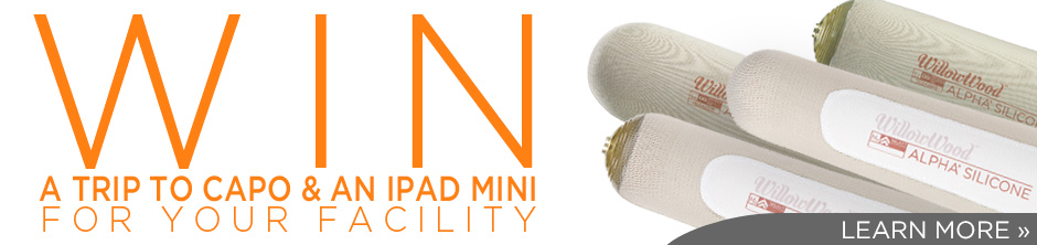 Win a trip to CAPO & an iPad Mini for your facility!